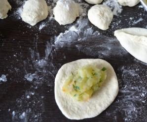 Пирожки в мультиварке - фото шаг 5