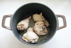 Диетический плов из курицы - фото шаг 2