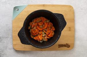 Овощное рагу с нутом - фото шаг 3