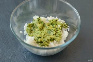 Рис с авокадо - фото шаг 4