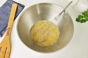 Пирог с мясом в мультиварке - фото шаг 5