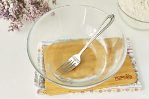 Тесто на манты без яиц - фото шаг 2