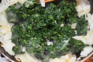 Рыба в духовке со шпинатом и помидорами - фото шаг 3