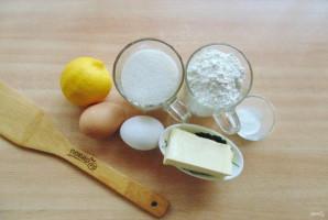 "Лимонный пирог ""Мадейра"" - фото шаг 1"