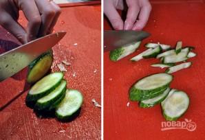 Салат из грудки - фото шаг 3