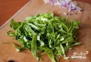 Салат из курицы и помидоров - фото шаг 3