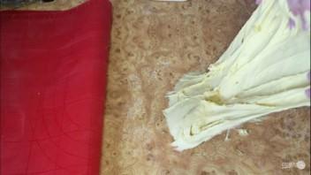 Шафранные булочки - фото шаг 3
