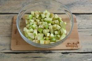 Простой яблочный пирог - фото шаг 2