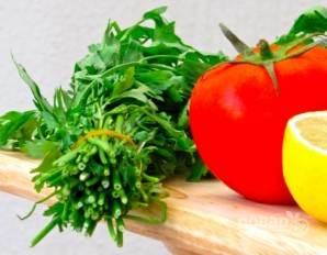 Салат из авокадо с куриной грудкой - фото шаг 2