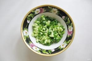 Холодный щавелевый суп - фото шаг 7