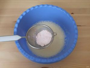 Бисквит из киселя - фото шаг 3
