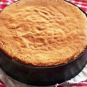 Медовый бисквит - фото шаг 5