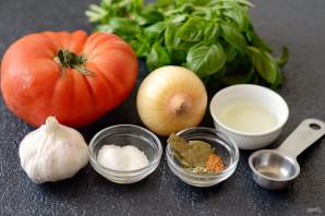 Итальянский томатный соус на зиму - фото шаг 1