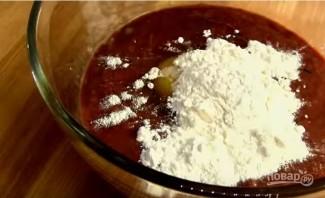 Печеночный торт с омлетом - фото шаг 1