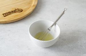 Салат с рукколой и нутом - фото шаг 5