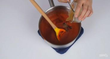 Нежный йогуртовый торт без выпечки - фото шаг 3