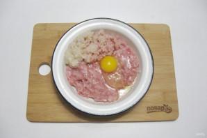 Куриные колбаски - фото шаг 3