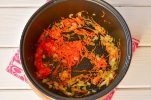 Рассольник с рисом в мультиварке - фото шаг 5