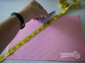 Детский торт из мастики (мастер-класс) - фото шаг 11