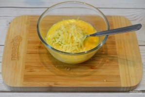 Фриттата со спагетти из цукини - фото шаг 4
