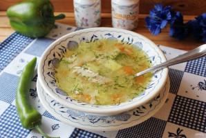 Диетический суп из индейки - фото шаг 10