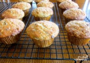 Вкусные кексы в формочках - фото шаг 9