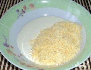 Сырные палочки из теста - фото шаг 2