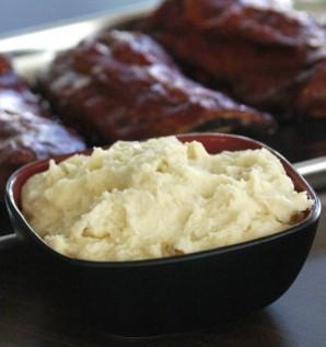 Чесночное картофельное пюре  - фото шаг 7