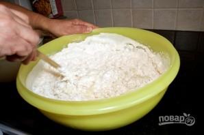 Пирожки с капустой на сдобном тесте - фото шаг 7