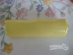 Сырные трубочки с острой начинкой - фото шаг 3