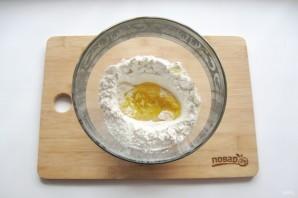 Тесто для вареников на минералке - фото шаг 5