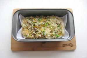 Пирог с квашеной капустой и грибами - фото шаг 13
