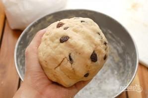Рецепт пасхальных булочек - фото шаг 3