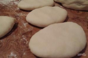 Пирожки с картофелем на кефире - фото шаг 6