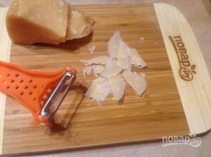 Свежий салат с апельсином и орехами - фото шаг 6