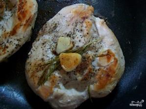 Куриное филе с розмарином - фото шаг 6