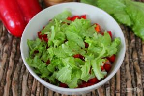 Будапештский салат с говядиной - фото шаг 5