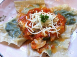 Чесночно-томатный соус - фото шаг 5