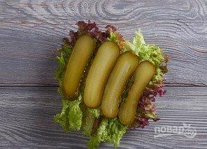 Классический американский бургер - фото шаг 7