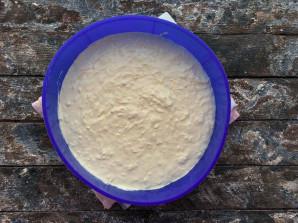 Ленивые хачапури в духовке - фото шаг 6