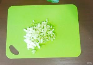 Салат из яблок, моркови и сельдерея - фото шаг 2