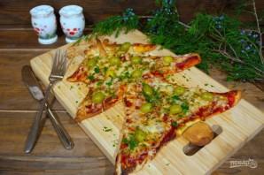 Пицца на Новый год - фото шаг 6