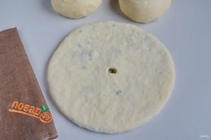 """Осетинский пирог """"Сахараджин"""" - фото шаг 10"""