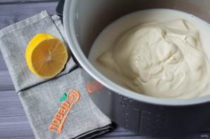 Крем-сыр из сметаны и молока - фото шаг 2