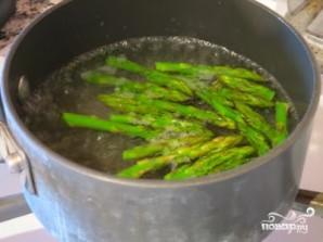 Суп из зеленой спаржи - фото шаг 6