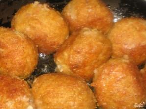 Тефтели с картофелем - фото шаг 4