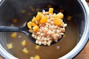 Суп по-крестьянски с белой фасолью - фото шаг 5
