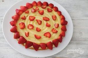 Начинка для бисквитного торта - фото шаг 4