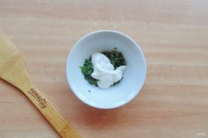 Морской окунь в сметане в духовке - фото шаг 5