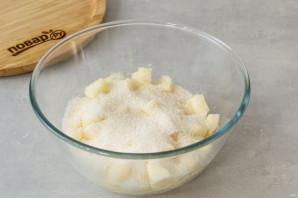 Варенье из груши с маком и ванилью - фото шаг 4